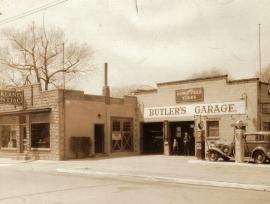 Butler's Garage