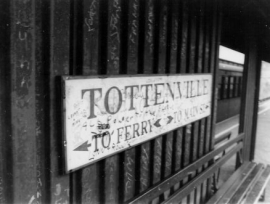 Tottenville Train Station