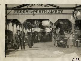 Tottenville Ferry Slip