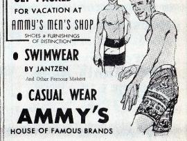 Ammy's ad