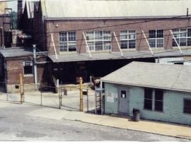 Nassau Smelting Gatehouse
