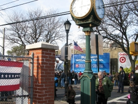 Tottenville Clock and Memorial Park