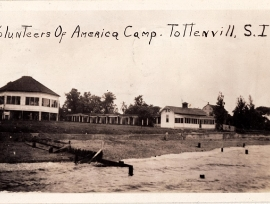 Volunteers of America Camp