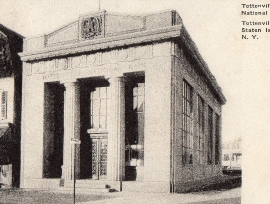 Tottenville National Bank