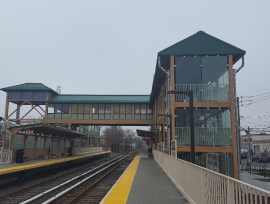 Arthur Kill Station